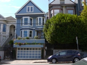 Pour mimiblue la fameuse maison bleue sakarton for Adresse de la maison bleue san francisco